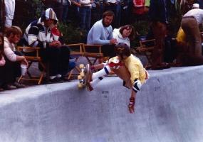 George Milburn Soquel Skatepark