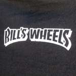 New Bill's Wheels skate shop T-shirts