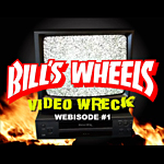 Bill's Wheels Video Wreck