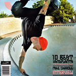 Jason Jessee The Skateboard Mag Cover egg plant