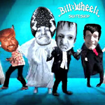 Bill's Wheels Monster Mash Halloween Video
