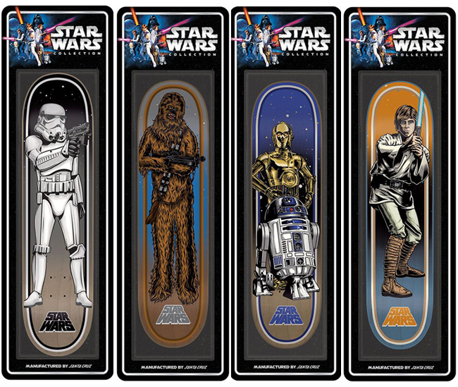 Star Wars Blister Pack