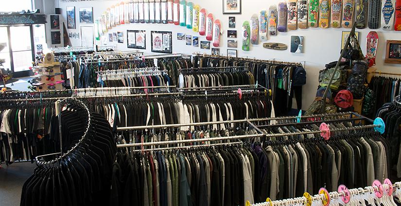 Skateboard Clothing