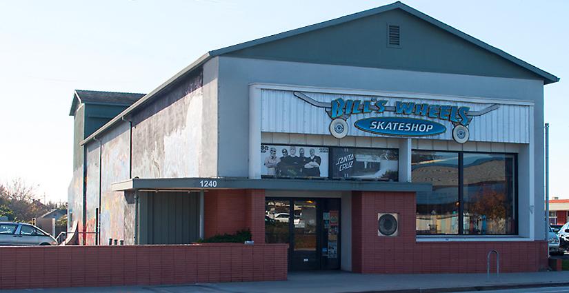 Bill's Wheels Skateshop