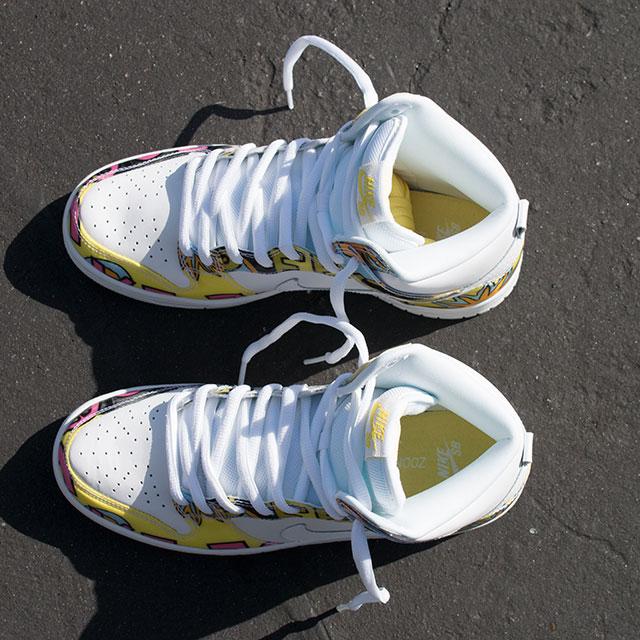 Nike De La Soul Dunk High