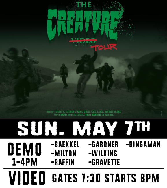 Creature Demo and Video