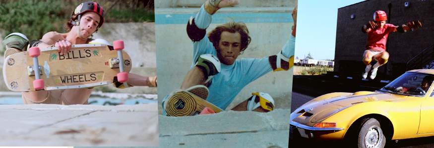 Bill Ackerman skating